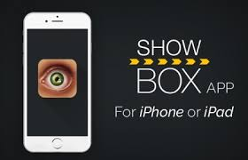 Showbox for iPhone & iPad Download Install Free