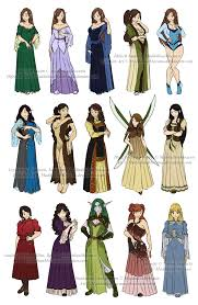 dress n clothes designs p4 dhonia various women by