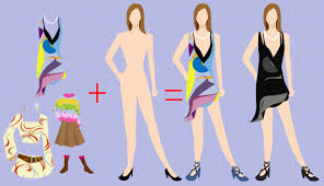 Edrawsoft Images Shapes Girldress