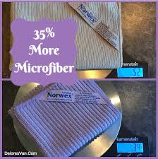 Norwex Kitchen Cloth vs EnviroCloth Clean Natural Living with