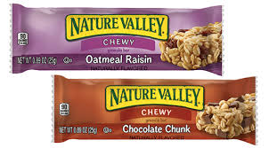 Nature ValleyTM Chewy Granola Bars Variety Pack 089oz