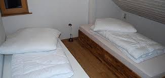 ferienhaus an der sonnenloipe schlafzimmer