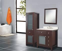 Wyndham Bathroom Vanities Canada by Adornus Wyndham 30 Inch Bathroom Vanity Mahogany Finish Floor