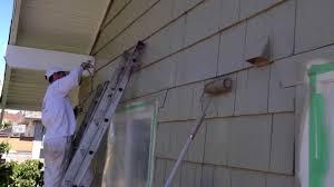 100 Cedar Sided Houses Painting Shingles YouTube