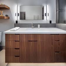 100 Mid Century Modern Bathrooms Design Bathroom Vanity Led Light