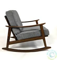 Restored Mid Century Modern Danish 1950's Walnut Rocker MCM Lounge ... Cheap Modern Rocking Chair Find Joseph Allen Wayfair Concrete Rocking Chair Lichterloh Baby Czech Republic 1950s American Gf058wy Sold Reviews Joss Main Allmodern Aries Milo Baughman Style Chrome Mid Century