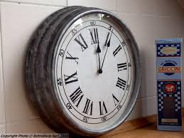 horloge de cuisine horloge deco cuisine idées de design maison et idées de meubles