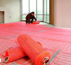 electric floor heating system 15 sq mats from flooring supply shop