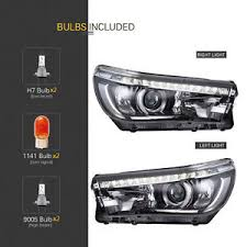 Head Lamp by Toyota Hilux Headlights Ebay