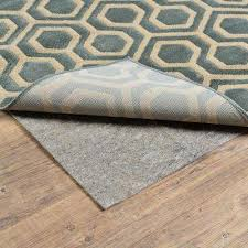 Felt Rug Pads For Hardwood Floors by Rug Padding U0026 Grippers Rugs The Home Depot