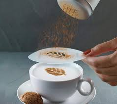 Easy Cappuccino Art Decoration