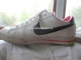 Retro Nike Tennis Shoes Temperament