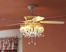 Shabby Chic Ceiling Fans by Black Chandelier Ceiling Fan Eimatco Stylish John Robinson House