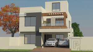 100 Designs Of A House Pakistani 10 Marla 35 Ft Front And 65 Ft Depth And