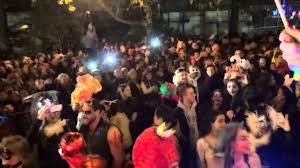 Halloween Parade Nyc 2016 Route by Ny Halloween Parade