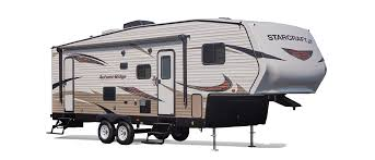 5th Wheel Campers With Bunk Beds by Autumn Ridge Outfitter Lightweight 5th Wheel Starcraft Rv