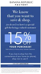 Banana Republic Coupon Code Athleta Promo Codes November 2019 Findercom 50 Off Bana Republic And 40 Br Factory With Email Code Sport Chek Coupon April Current Thrive Market Expired Egifter 110 In Home Depot Egiftcards For 100 Republic Outlet Canada Pregnancy Test 60 Sale Items Minimal Exclusions At Canada To Save More Gap Uae Promo Code Up Off Coupon Codes Discount Va Marine Science Museum Coupons Blooming Bulb Catch Of The Day Free Shipping 2018 How 30 Off Coupons Money Saver 70