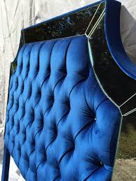 Velvet Headboard King Bed by Headboards Blue Velvet Headboard King Blue Velvet Headboard 62