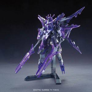 Bandai Hobby Transient Gundam High Grade Build Fighters Model Kit - 1:144 Scale