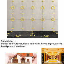 Leveling Spacers For Tile by Tile Flat Leveling System Wall Floor Spacers Strap Device Tool