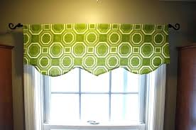 Valance Curtains For Kitchen Gorgeous Modern Designs With Great And Valances