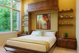 Ikea Murphy Bed Kit by Bedroom Small Space Bedroom Decoration Using Murphy Bed Kit Ikea