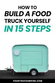 100 Ups Truck Dimensions How To Build A Food Yourself A Simple Guide
