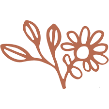Posies Flower Truck Icon