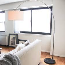 Wayfair Arc Floor Lamps flooring unique arc floor lamp for the futuristic living room