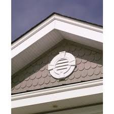 Decorative Gable Vents Products by Used This To Replace A Very Ugly Hexagon Shaped Gable End Vent
