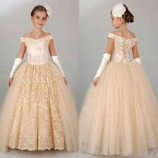 Cheap Mother Daughter Dresses Buy Quality Dress Directly From China Suppliers Ankle Length Flower Girls For Wedding Lace