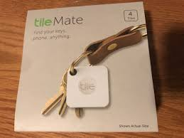 Tile Gps Tracker Range by New Tile Mate Bluetooth Tracker Device Gps Locator 4 Pack Finder