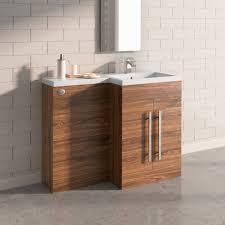 Details About Luxury Designer 600mm Bathroom Wall Hung Vanity Unit Furniture Basin FREE Mir