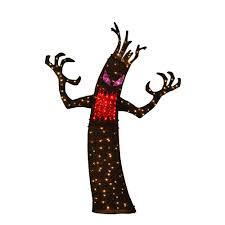 Gemmy Inflatable Halloween Tree by Tethers Included Halloween Decorations Holiday Decorations