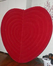 Hearts Decorative Bed Pillows