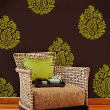 Stunning Design Stencil Wall Art Mural Stencils For Painting DIY