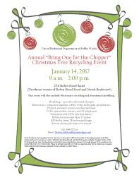 Bellevue Singing Christmas Tree 2015 Dates by Richmond Va U003e Public Works