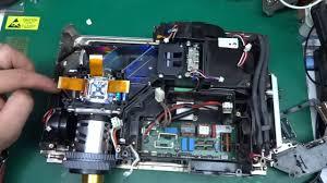 sanyo plc se20a multiverse projector teardown one way lots of