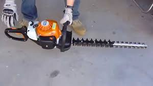stihl hs81r for sale excellent condition