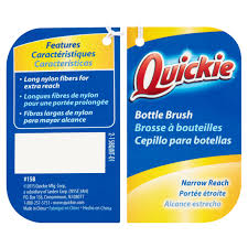 Quickie In The Bathroom by Quickie Bottle Brush Walmart Com