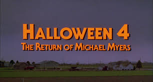 Michael Myers Actor Halloween 4 by The Nights He Came Home U2013 A Halloween Retrospective Part Iv