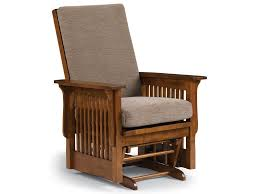 Best Home Furnishings Glide Rocker And Ottomans Rustic Mission ... Mabel Mission Style Rocking Chair Countryside Amish Fniture Gift Mark Style Adult Chair With Childrens Upholstered Seat Rocker Ding Fniture In Vancouver Wa Woodworks In Stock Rockers For Chairs Antique Childs Wood Etsy Sold Arts Crafts Oak Craftsman Vintage Darby Home Co Netta Reviews Wayfair