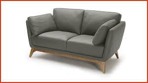 canapé cuir mobilier de salon cuir 2 places unique canapé 2 places mysen cuir mobilier moss
