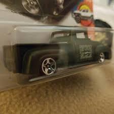 100 Hot Trucks HW Custom 56 Ford Truck