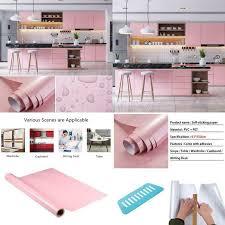 details zu 0 61x5 5m pvc selbstklebend möbel klebefolie küchenschrank aufkleber schrankfo