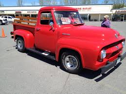 Classic Car- 1953 Ford Pick Up 1953 Ford F100 For Sale Id 19775 Hot Rod Network 53 Interior Carburetor Gallery Pickup For Classiccarscom Cc992435 19812 Cc984257 Truck Cc1020840 Kindig It By Streetroddingcom