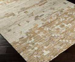 Innovative Hand Knotted Beige Cream Rustic Area Rug To Charm Rugs Medium Size Of Calm Surya Best 25
