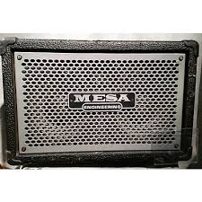 2x10 Bass Cabinet 8 Ohm by Used Mesa Boogie Powerhouse 2x10 600w 8ohm Bass Cabinet Guitar