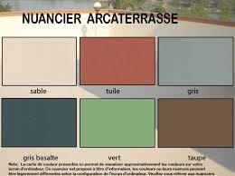 nuancier peinture facade exterieure peinture epoxy anti dérapante extérieure arcane industries