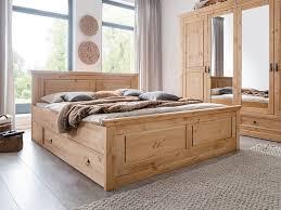 schlafzimmer kiefer eichefarbig